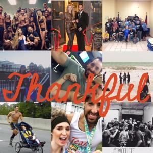Blog 1 - Give Thanks